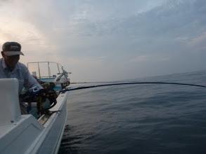 Photo: 夕マズメ! バンバン釣ってよー!