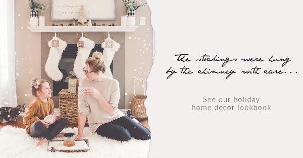 Holiday Home Decor - Christmas Template