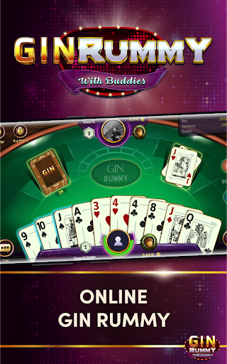 Gin Rummy - Online Card Game android2mod screenshots 14