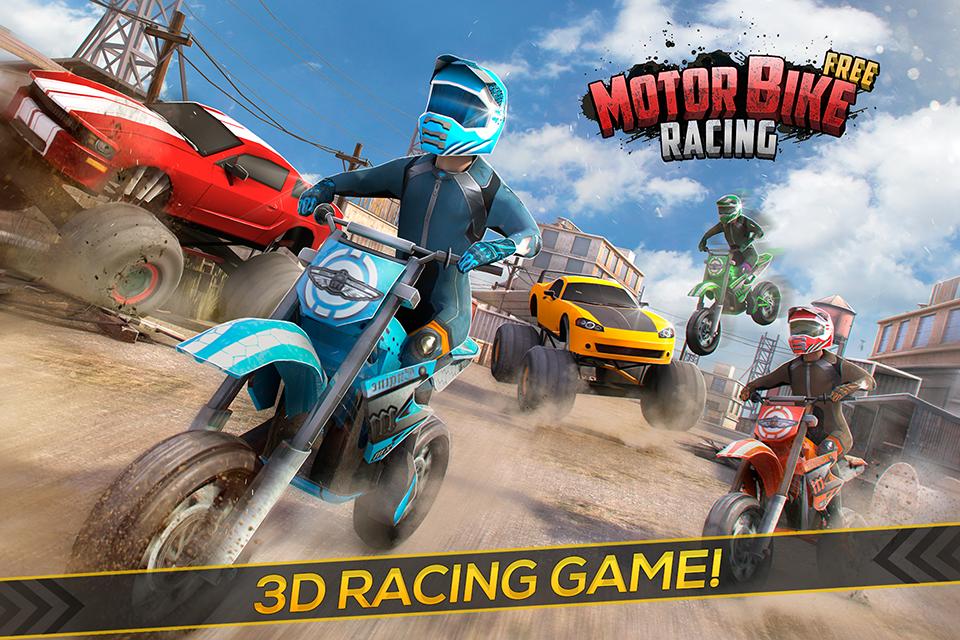 bike racing games play online free now
