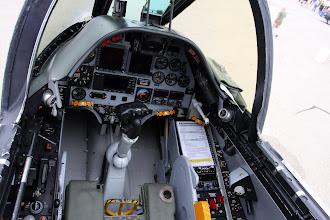 Photo: Kokpit TA-4J.