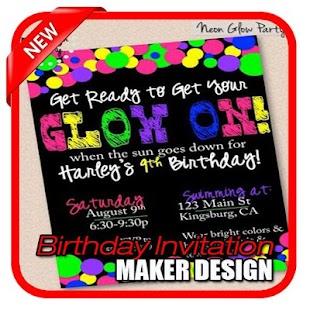 Download birthday invitation maker design for pc windows and mac apk download birthday invitation maker design for pc windows and mac apk screenshot 1 stopboris Image collections
