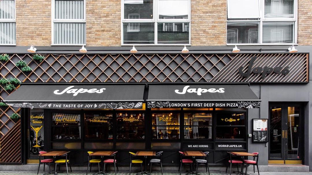 Japes Restaurant