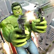 Incredible Monster Flying Hero-City Battle