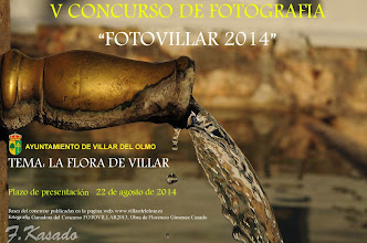 Photo: Cartel FotoVillar2014
