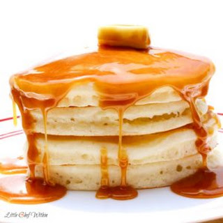 Special Pancake Syrup.