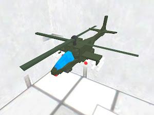 軍用ヘリコプター