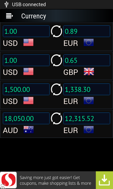 Currency Plus- screenshot