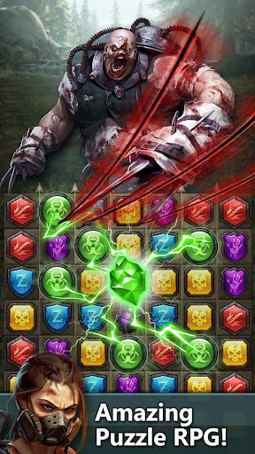 Zombies & Puzzles apklade screenshots 2