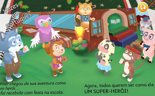 Livro Infantil Janela Mu00e1gica 1.2 screenshots {n} 10