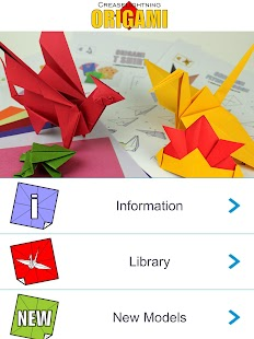 Origami Print- screenshot thumbnail