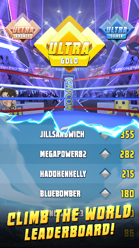 Puzzle Fighter 2.3 screenshots 3