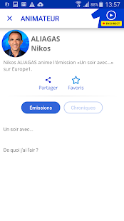 Europe 1- screenshot thumbnail