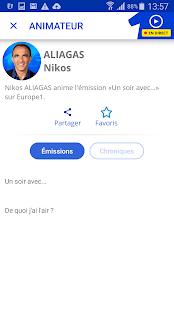 Europe 1 - náhled