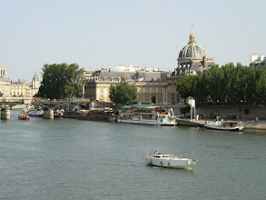 Photo: Seine, Paris.