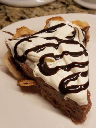 Chocolate Malt Pie