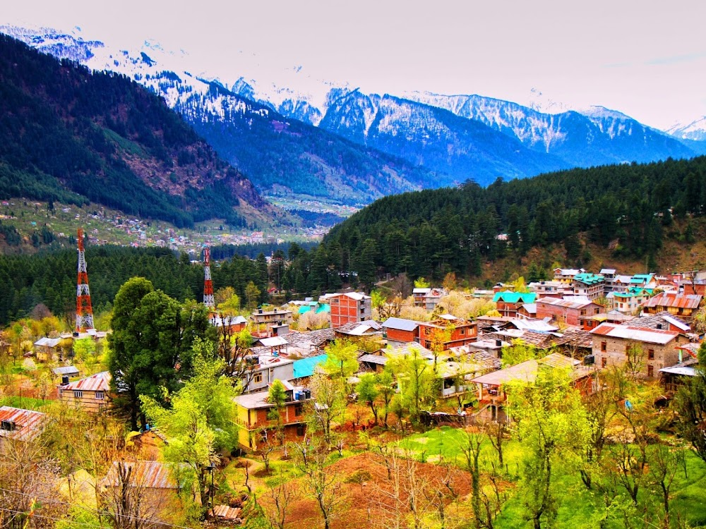 india-summer-destinations-Old Manali