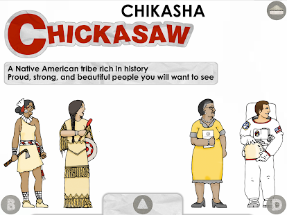C is for Chickasaw- screenshot thumbnail
