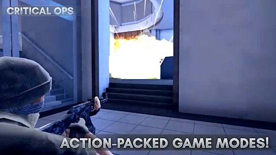 Critical Ops Mod 1.25.0.f1397 Apk [Unlimited Ammo] 3