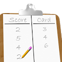 Golf & Discgolf scorecard Pro icon