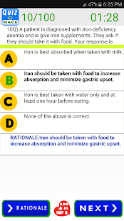Mace Medication Aide Exam Free Apps On Google Play