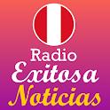 Radio Exitosa Noticias Perú En Vivo Lima Exitosa icon