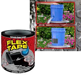 Banda super adeziva reparatoare Flex Tape
