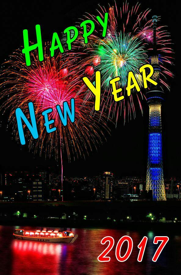 Happy New Year Wishes - Android Apps on Google Play