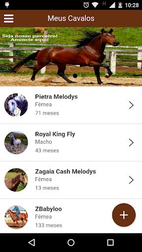 Meu Cavalo App