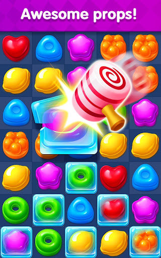 Candy Legend 1.6.3181 gameplay | by HackJr.Pw 14