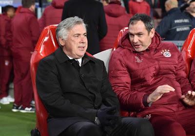 Ancelotti s'excuse avec un don