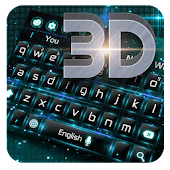 3D Tech Hologram Keyboard