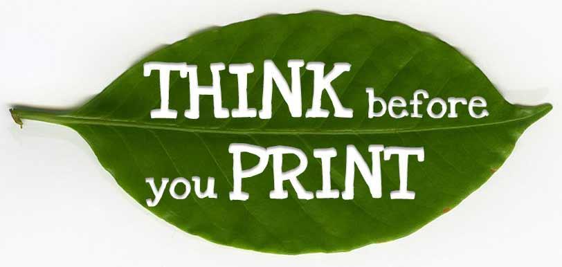 Print Less