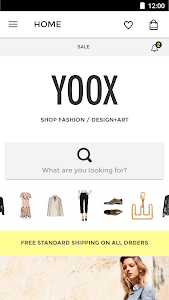YOOX - Fashion, Design and Art screenshot 0