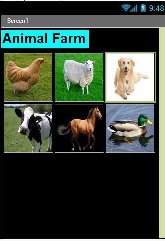 Sedra's Animal Farm