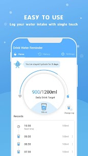 Water Reminder – Remind Drink Water Apk  Download For Android 9