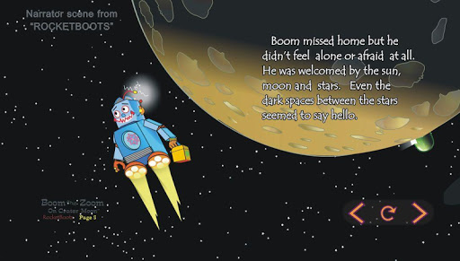 Robots on the Moon