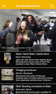 The Richards Herald- screenshot thumbnail