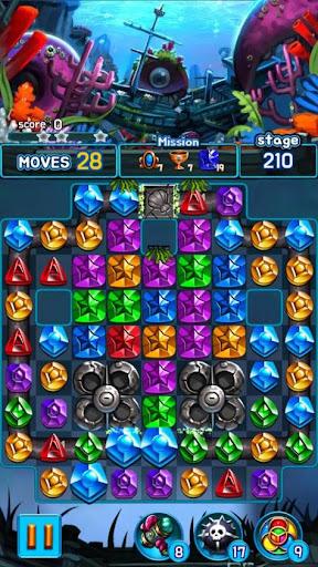 Jewel Kraken: Match 3 Jewel Blast 1.7.0 screenshots 7