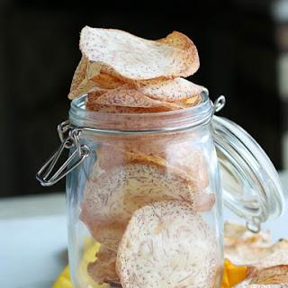 Taro Chips.