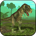 Tyrannosaurus Rex Sim 3D icon