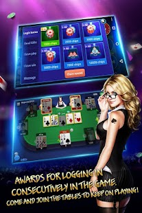 Boyaa Texas Poker- screenshot thumbnail