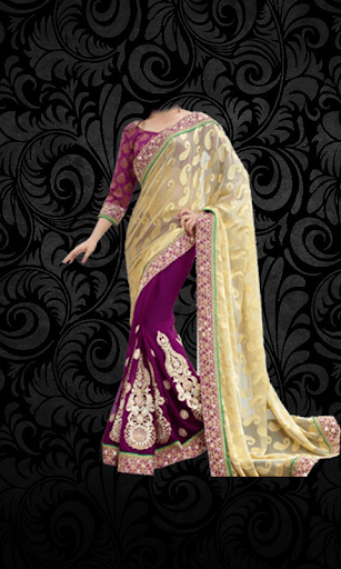 Elegant Women Saree Suits