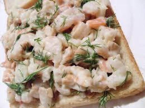 Best Shrimp Salad Recipe