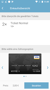 twickly - Mobile Tickets- screenshot thumbnail