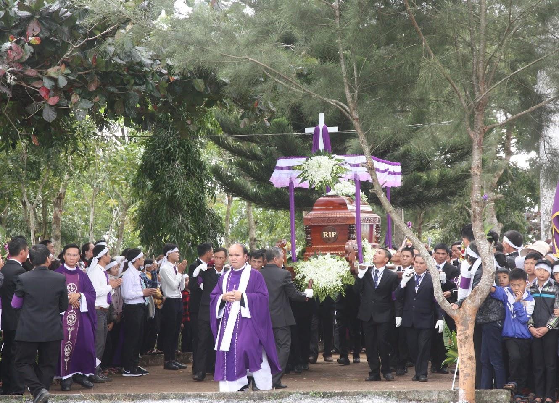Thánh lễ an táng Cha Đaminh Vũ Đức Hậu - Giáo phận Ban Mê Thuột - Ảnh minh hoạ 14
