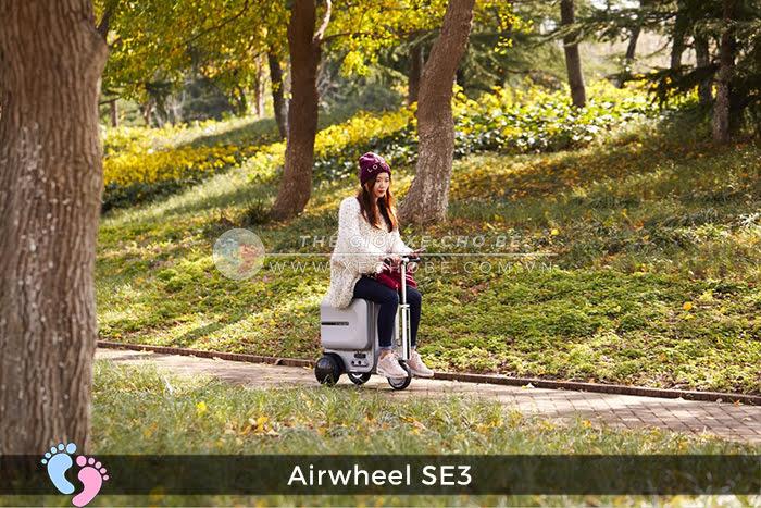 Vali chạy điện thông minh Airwheel SE3 13