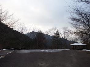 高賀の森の駐車場からスタート
