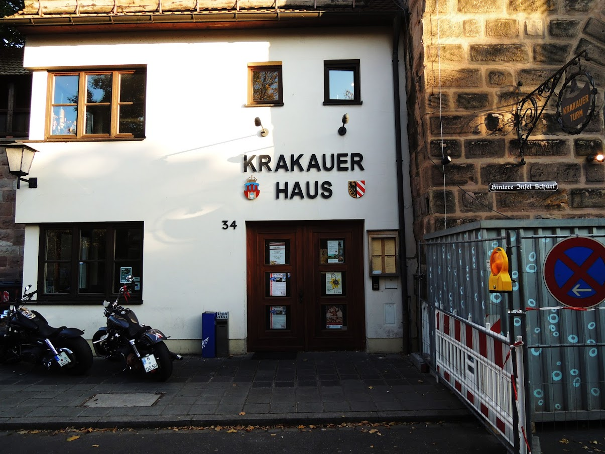 Krakauer Hasu Norymberga