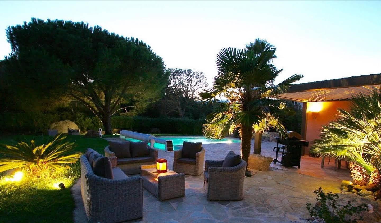 Propriété avec piscine et jardin Porto-Vecchio